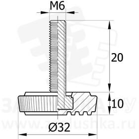 32М6-20ЧН