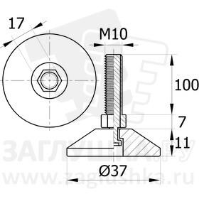 37М10-100ЧН