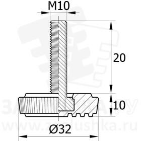 32М10-20ЧН