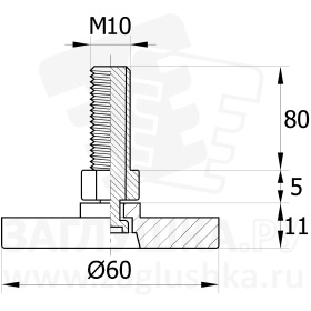 60М10-80ЧН