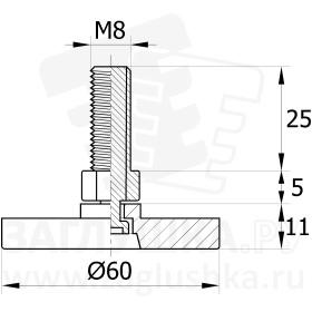 60М8-25ЧН