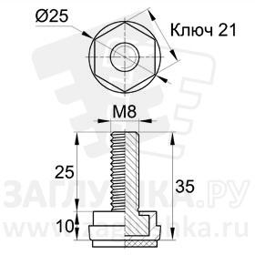 25ПМ8-25ФЧН